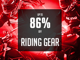 Up to 86% off Riding Gear
