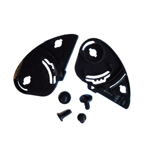 helmet spares torx base plate set vis jack 2 ready to ship. Black Bedroom Furniture Sets. Home Design Ideas