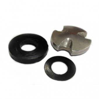 Helmet Spares GPA Central Screw Aircraft + Washer