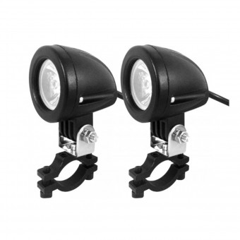 Motorcycle Lights and Headlights Tecnoglobe TG Dual Led - 4