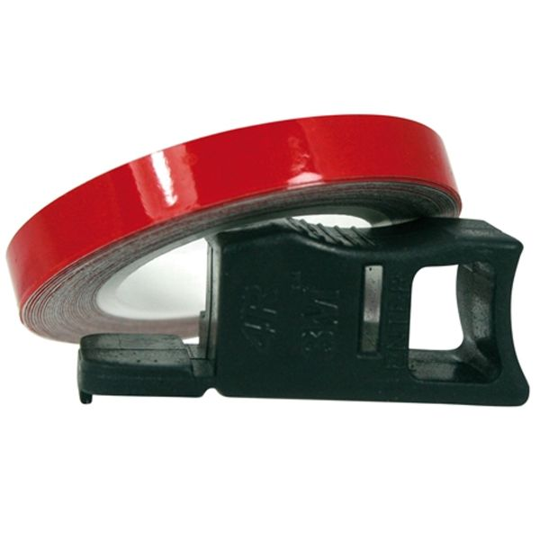 Stickers Chaft Wheel Strip Rim Tape Reflective Red