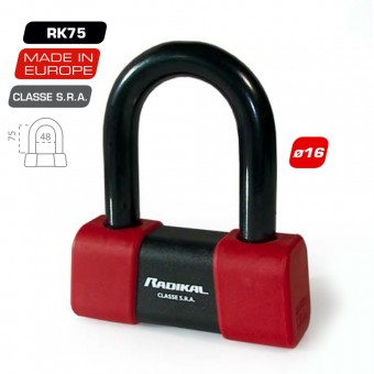 Disc Locks Radikal SRA Diametrer 16 Disc Lock