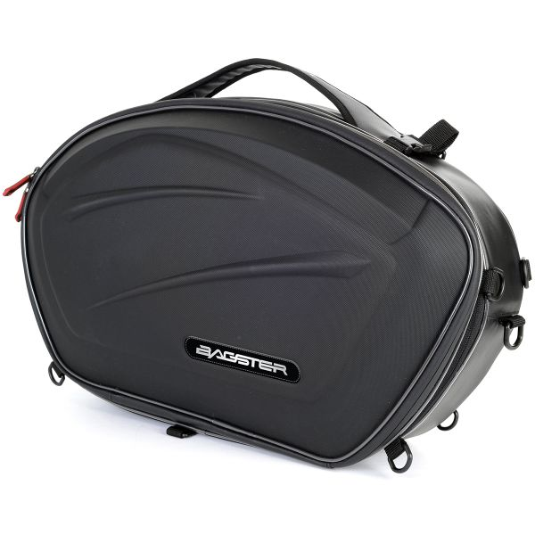 Saddlebags Bagster West Black