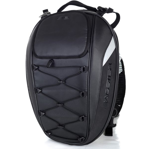 Seat Bags Bagster Black Spider