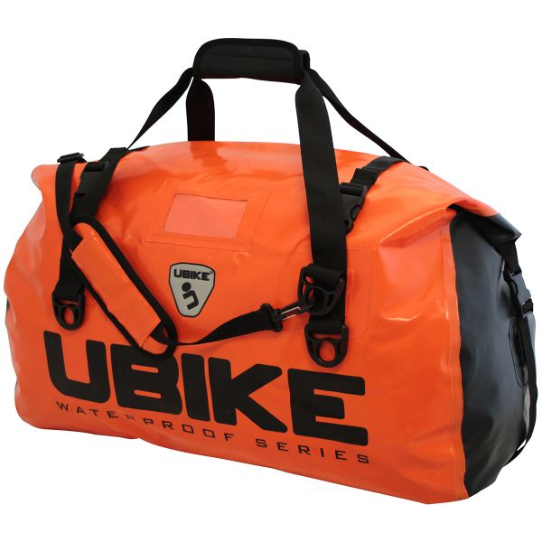 Seat Bags UBIKE Duffle Bag 50L Orange Black