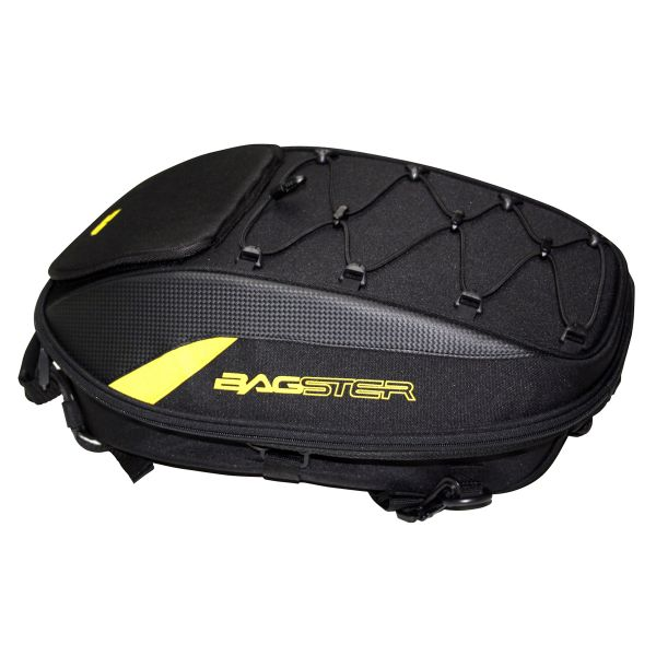 Seat Bags Bagster Spider Black Yellow