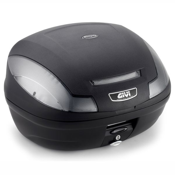 Top Boxes Givi Monolock E470 Simply III Tech