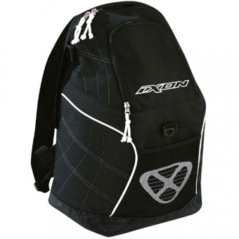Motorcycle Backpacks Ixon X-On Black White