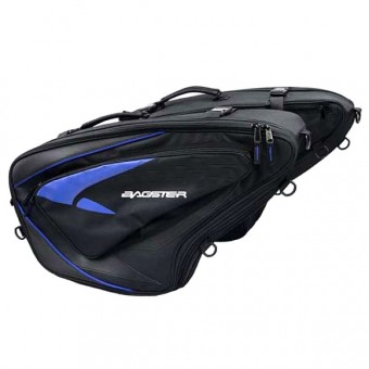 Saddlebags Bagster Sprint Black Blue