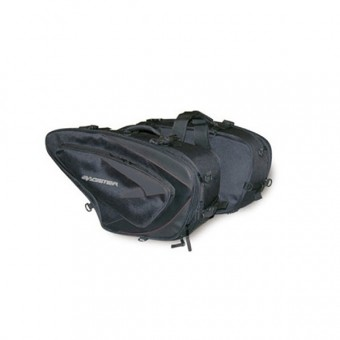 Saddlebags Bagster Sprint Black Charcoal