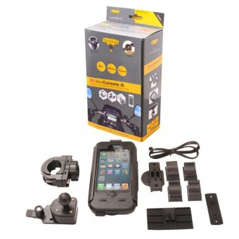 Intercom System Accessories Tecnoglobe Bike Console IPhone 5