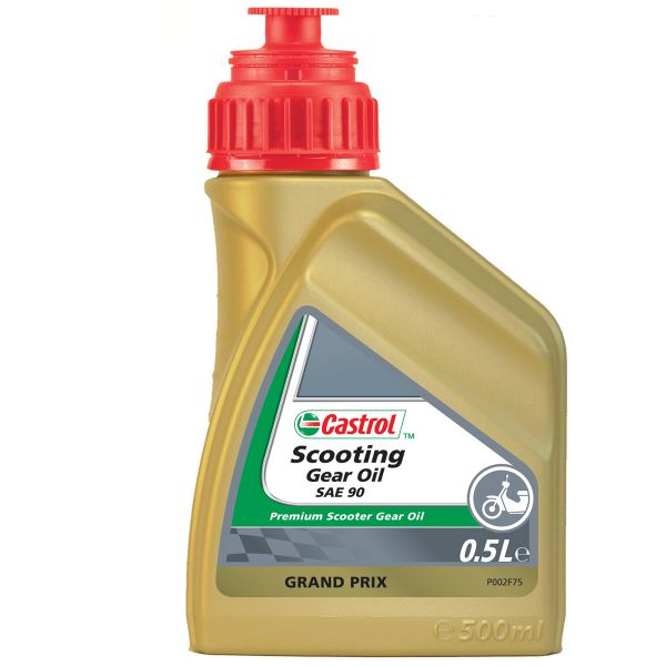 Transmission Oil Castrol Scooting Gear Oil 500 Ml
