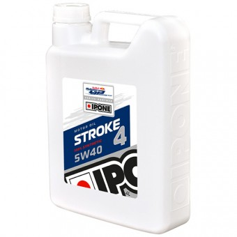 Motorcycle Oil IPONE Stroke 4 - 5W40 - 4 Litres 4T