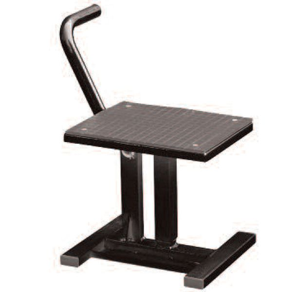 Bike Stand MAD Paddock Stand Cross Black