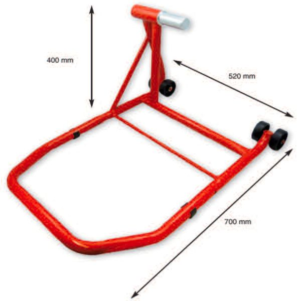 Bike Stand MAD Rear Single-Sided Paddock Stand