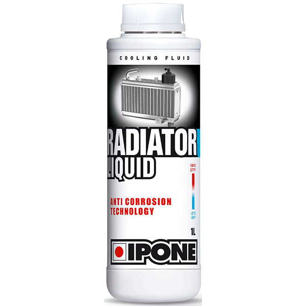 Coolant IPONE Radiator Liquid - Antigel -38° - 1 Litre