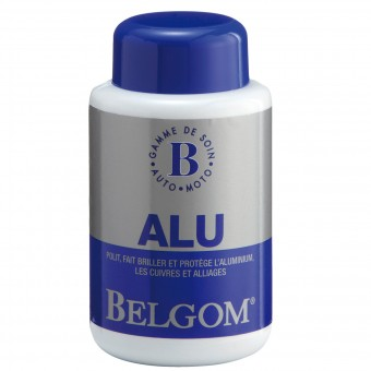 Cleaning and Maintenance Belgom Alu