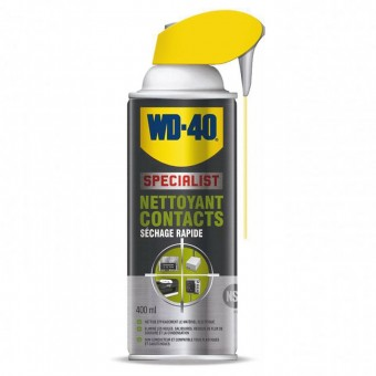 Cleaning and Maintenance WD-40 Contact Cleaning Spray 400ml