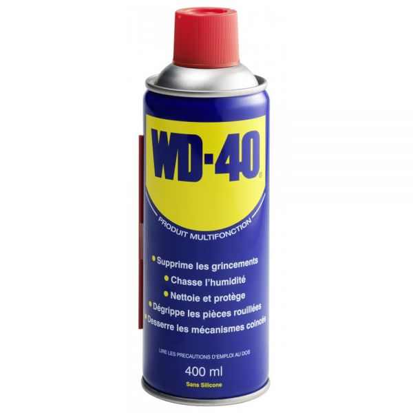 Cleaning and Maintenance WD-40 WD-40 Multifonction 400 ml