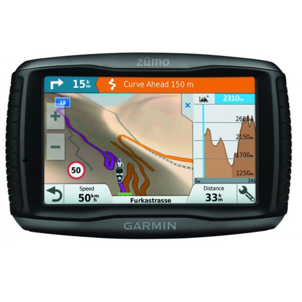 GPS - Navigation Garmin Zumo 595 Travel Edition