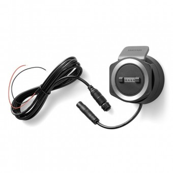 GPS Accessories TomTom Powered Dock + Cable for TomTom Rider 40 - Rider 400