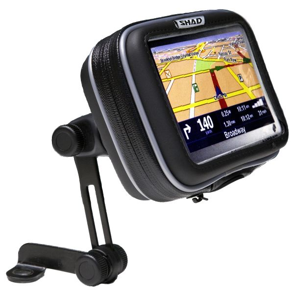 GPS Accessories Shad GPS Mirror Mount 8.5 x 12.5cm