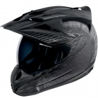 Casque Motocross ICON Variant Battlescar Charcoal