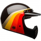 Casque Motocross Bell Moto-3 Chemi Candy Black Gold