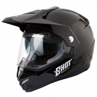 Casque Motocross SHOT Rambler Black