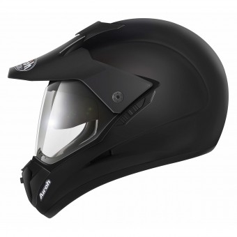 Casque Motocross Airoh S5 Matt Black