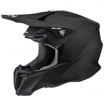 Casque Motocross Airoh Twist Black Matt