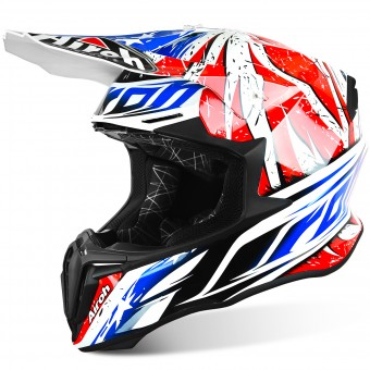 Casque Motocross Airoh Twist Leader Gloss
