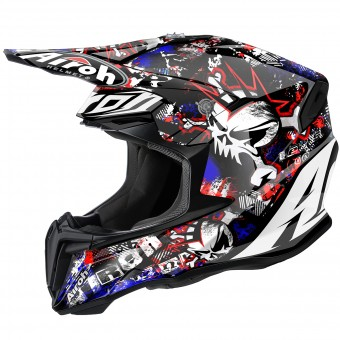 Casque Motocross Airoh Twist Punk