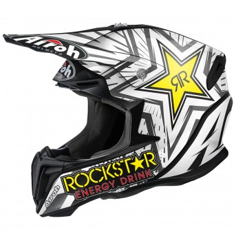 Casque Motocross Airoh Twist Rockstar Matt