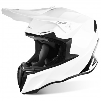Casque Motocross Airoh Twist White