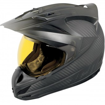 Casque Motocross ICON Variant Ghost Carbon