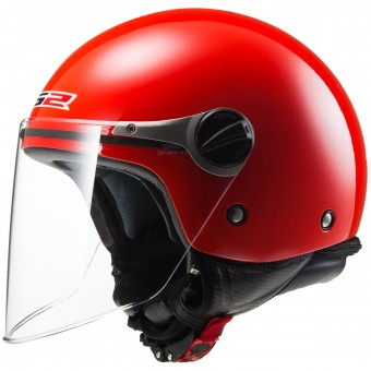 Casque Kids LS2 Wuby Red OF575J