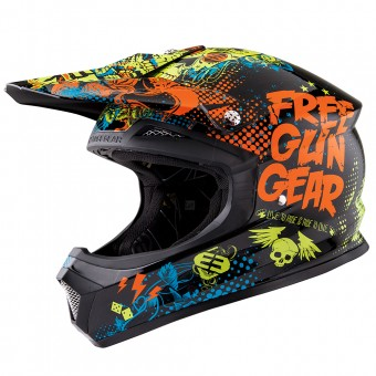 Casque Kids Freegun XP-4 Iron Green Kid
