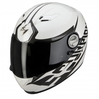 Casque Full Face Scorpion EXO 500 Air Blade White Hypersilver