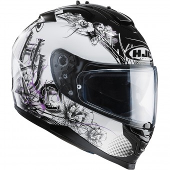 Casque Full Face HJC IS17 Barbwire MC31