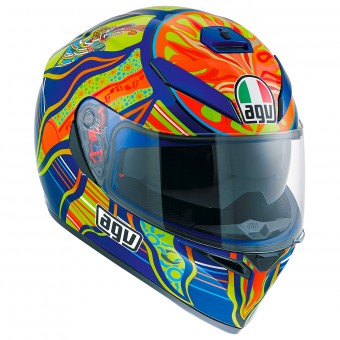 Casque Full Face AGV K3 SV Top Five Continents