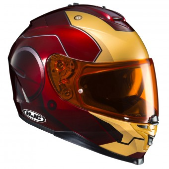 Casque Full Face HJC RPHA 70 Iron Man