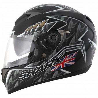 Casque Full Face Shark S700 S Foggy 20th Birthday KBS Pinlock