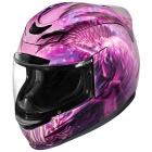 Casque Full Face ICON Airmada Sweet Dreams Pink