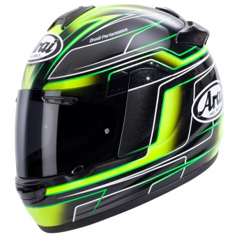Casque Full Face Arai Chaser V Electric Green