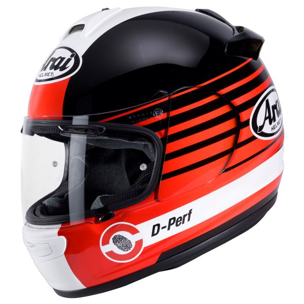 helmet arai chaser v page red ready to ship. Black Bedroom Furniture Sets. Home Design Ideas