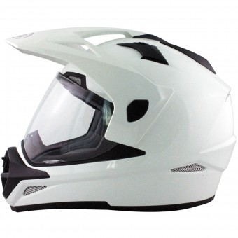 Casque Full Face Torx Darryl White