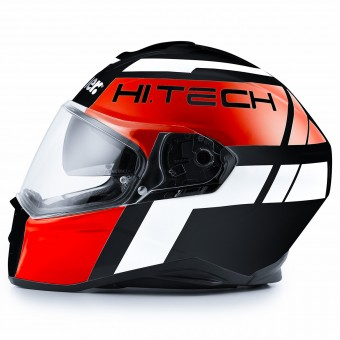 Casque Full Face Blauer Force One 800 Black Red White