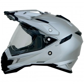 Casque Full Face AFX FX-41DS Silver