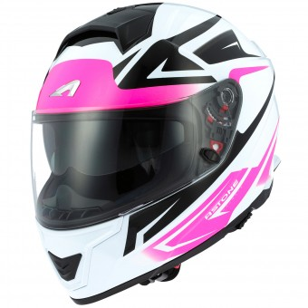 Casque Full Face Astone GT 1000F Nash Pink